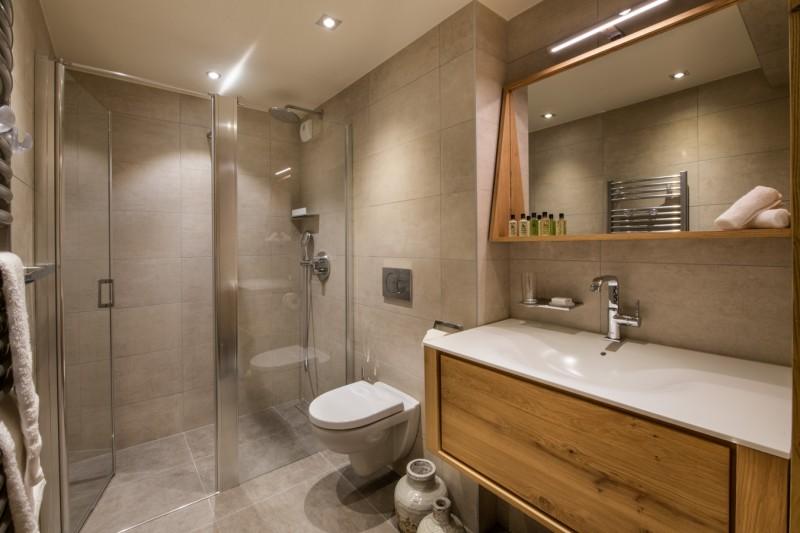 Courchevel 1650 Location Appartement Luxe Amethyste Salle De Bain 2