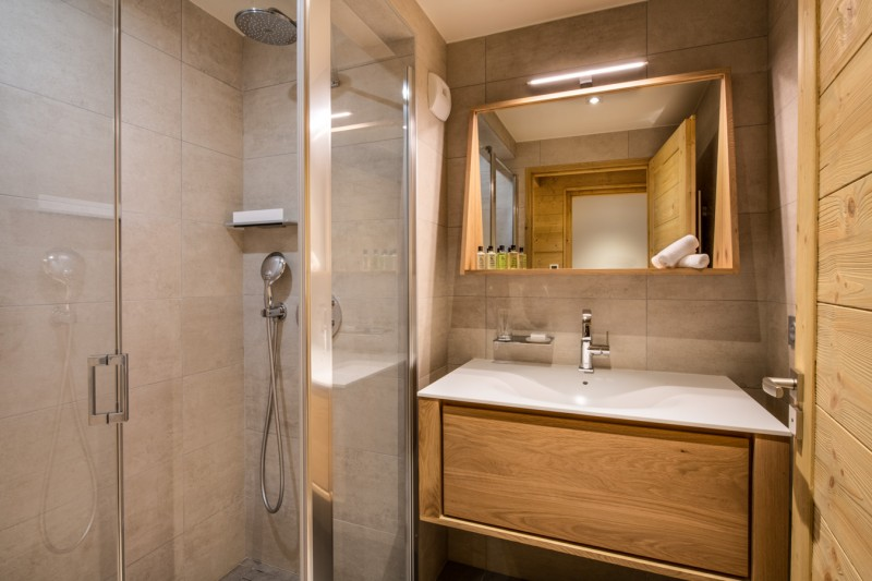 Courchevel 1650 Location Appartement Luxe Amethyste Salle De Bain 4
