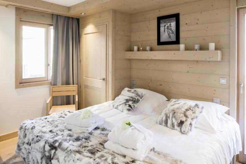 Courchevel 1650 Luxury Rental Appartment Ammonite Bedroom 2