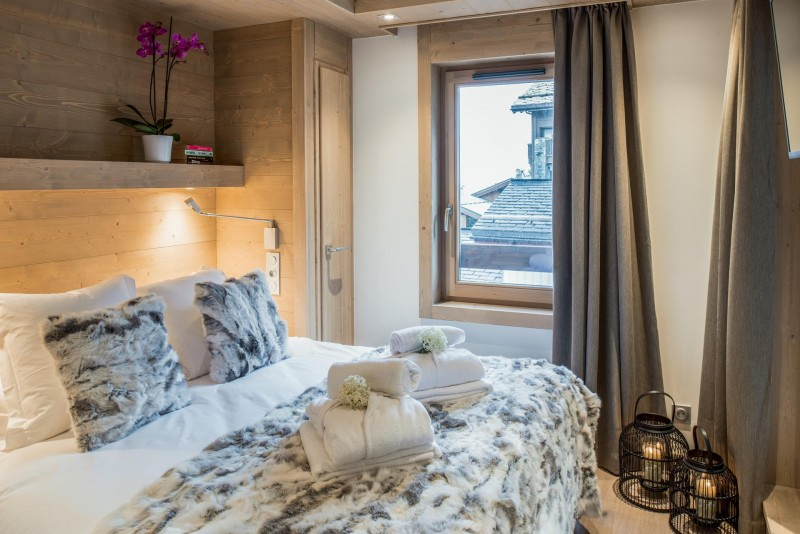 Courchevel 1650 Location Appartement Luxe Amorile Chambre