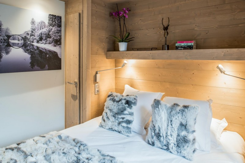 Courchevel 1650 Luxury Rental Appartment Amorile Bedroom 3