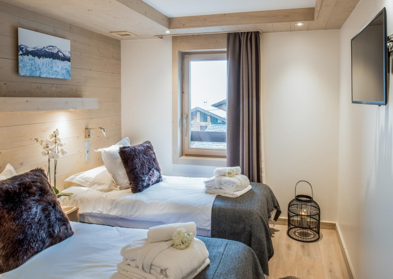 Courchevel 1650 Location Appartement Luxe Amorile Chambre 4