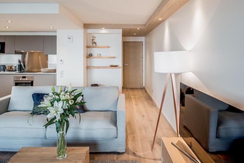 Courchevel 1650 Location Appartement Luxe Amorile Séjour
