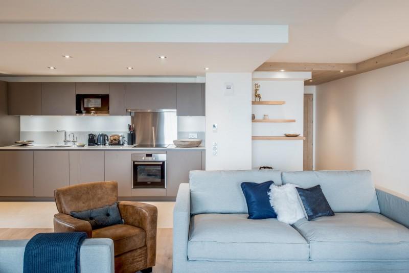 Courchevel 1650 Location Appartement Luxe Amorile Séjour 2
