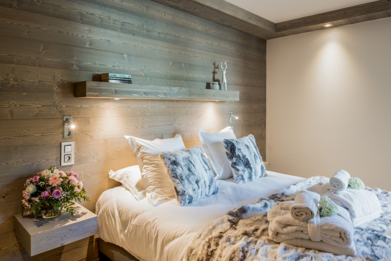 Courchevel 1650 Luxury Rental Appartment Amurile Bedroom 5