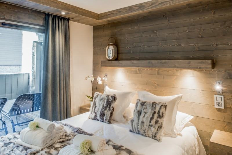 Courchevel 1650 Luxury Rental Appartment Amurile Bedroom 6