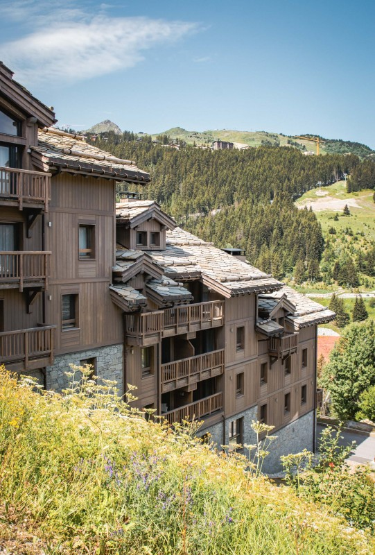 Courchevel 1650 Luxury Rental Appartment Amurile Outdoor