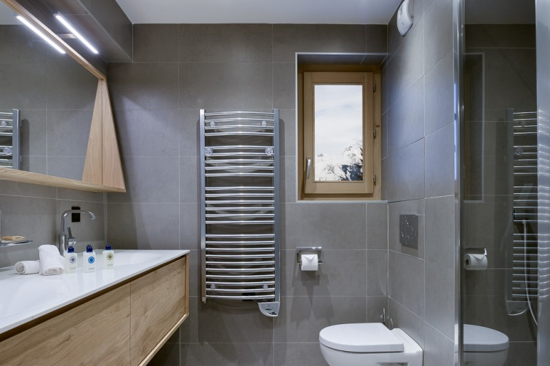 Courchevel 1650 Location Appartement Luxe Angelite Salle De Bain