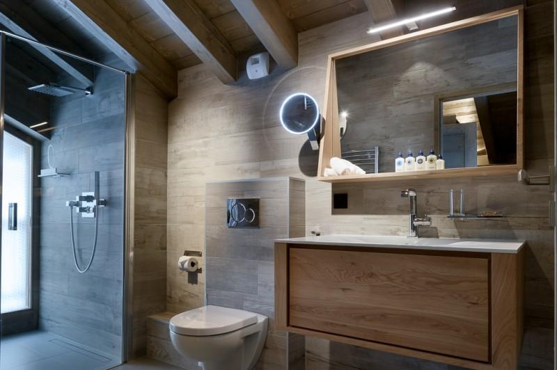 Courchevel 1650 Luxury Rental Appartment Angelite Bathroom 5