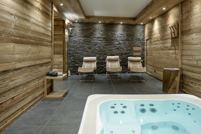 Courchevel 1650 Luxury Rental Appartment Apatite Jacuzzi