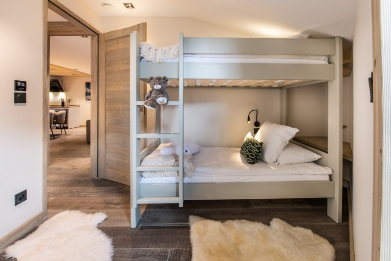 Courchevel 1650 Location Appartement Luxe Auralite Chambre 3