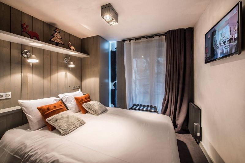 Courchevel 1650 Luxury Rental Appartment Dalersi Bedroom