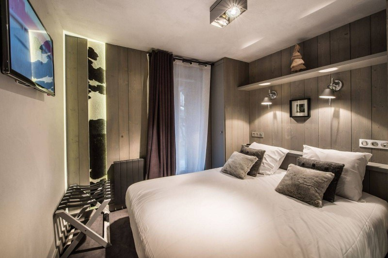Courchevel 1650 Luxury Rental Appartment Dalersi Bedroom 3