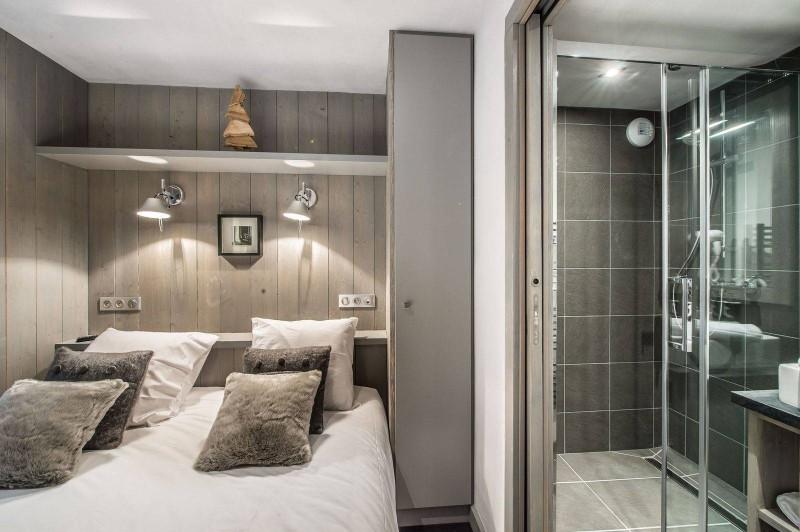 Courchevel 1650 Luxury Rental Appartment Dalersi Bedroom 4