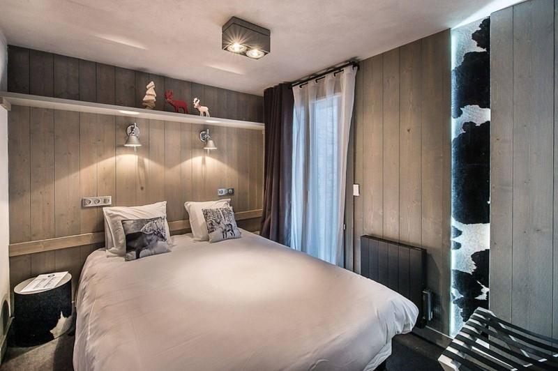 Courchevel 1650 Luxury Rental Appartment Doredo Bedroom