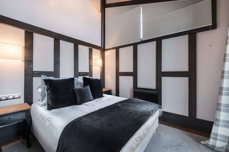 Courchevel 1650 Luxury Rental Appartment Neroflier Bedroom 4