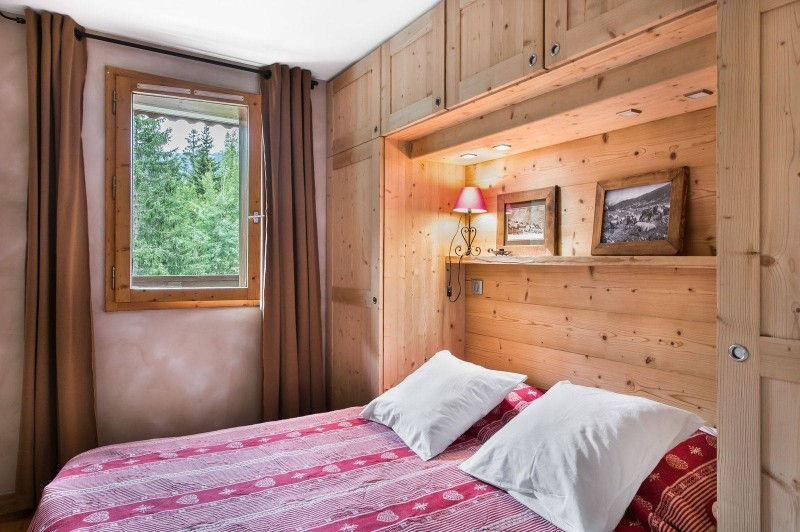 Courchevel 1650 Luxury Rental Appartment Temadere Bedroom
