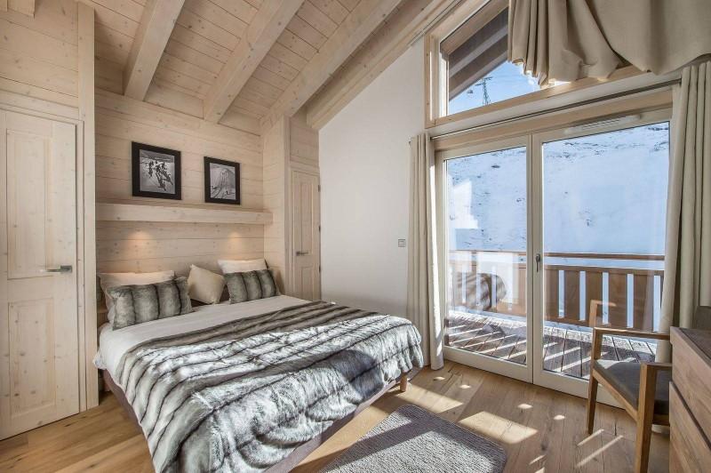 Courchevel 1650 Luxury Rental Appartment Tengerite Bedroom