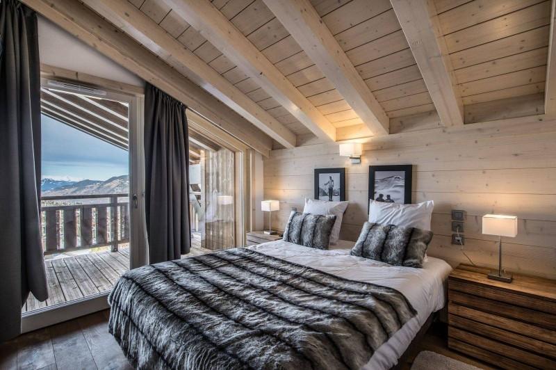 Courchevel 1650 Luxury Rental Appartment Tengerite Bedroom 4
