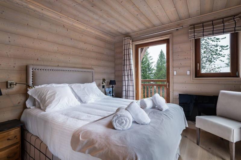 Courchevel 1650 Luxury Rental Appartment Bedroom