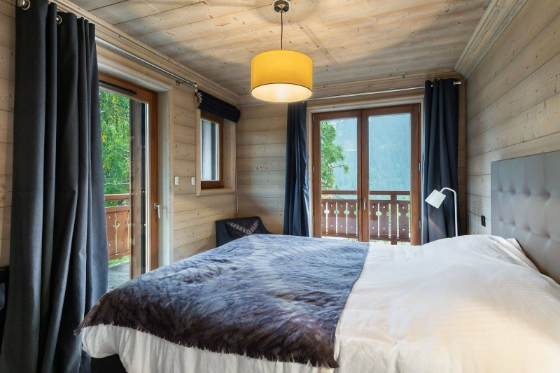 Courchevel 1650 Luxury Rental Appartment Bedroom 5
