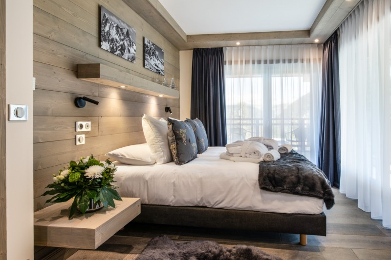 Courchevel 1650 Location Chalet Luxe Akarlonte Chambre 2