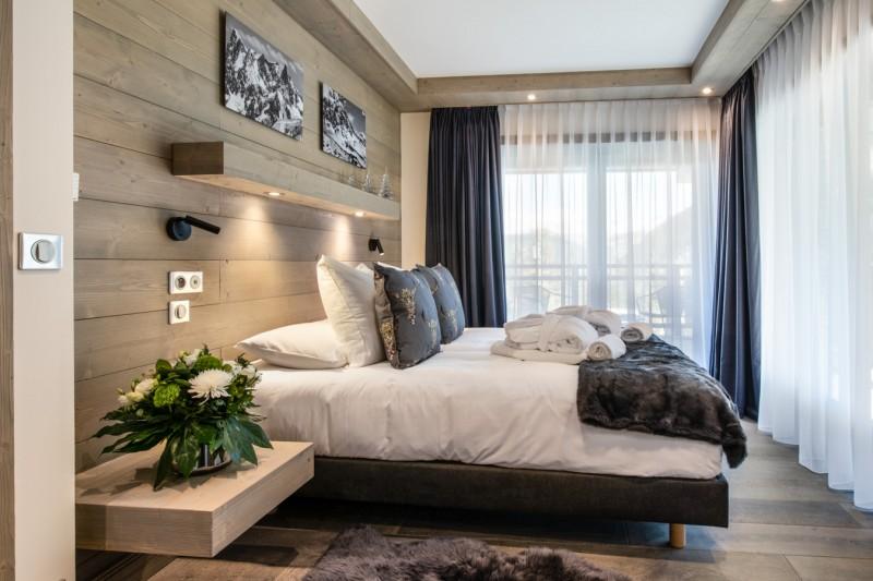 Courchevel 1650 Luxury Rental Chalet Akarlonte Bedroom 2
