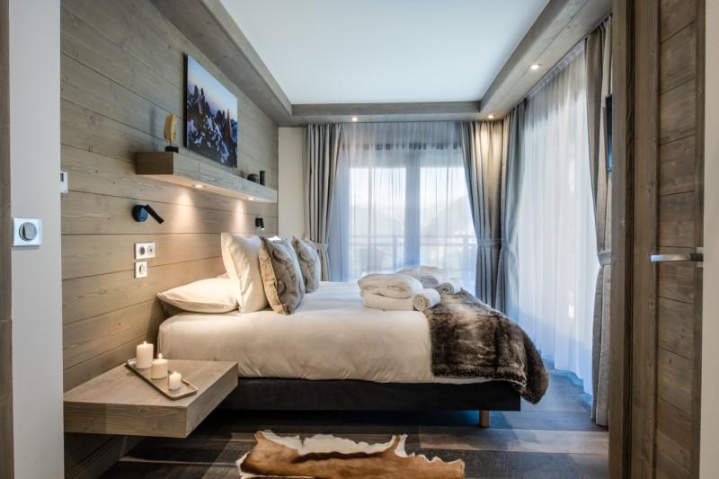 Courchevel 1650 Luxury Rental Chalet Akarlonte Bedroom 4