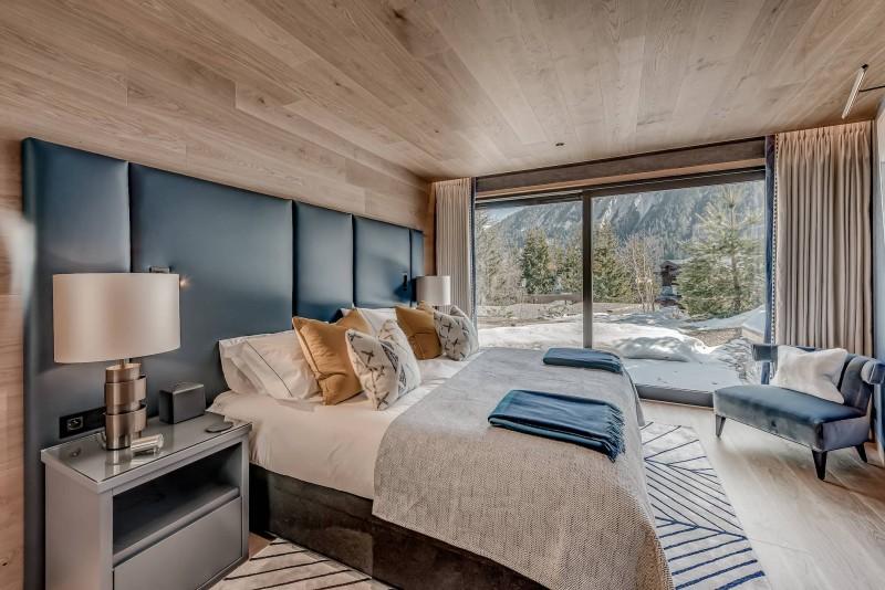 Courchevel 1650 Luxury Rental Chalet Elana Bedroom 3