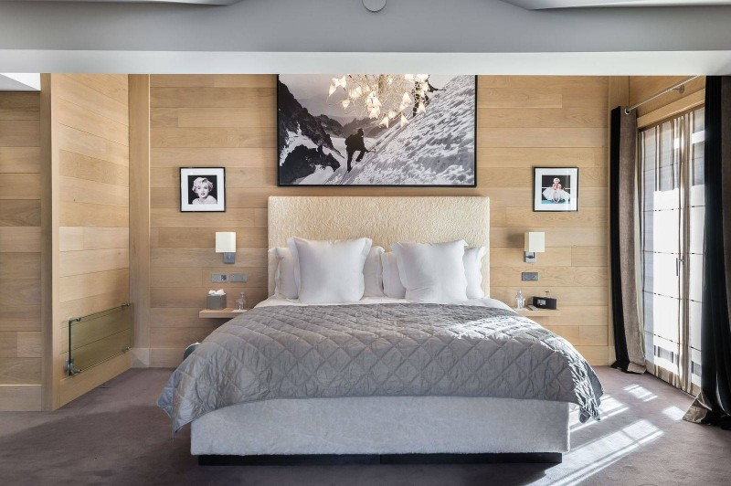 Courchevel 1650 Luxury Rental Chalet Nexilovite Bedroom 2