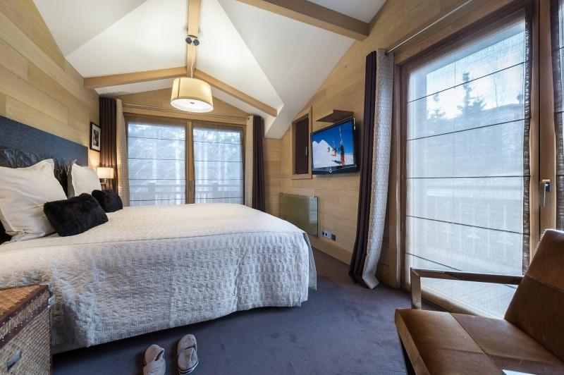 Courchevel 1650 Luxury Rental Chalet Nexiluvite Bedroom