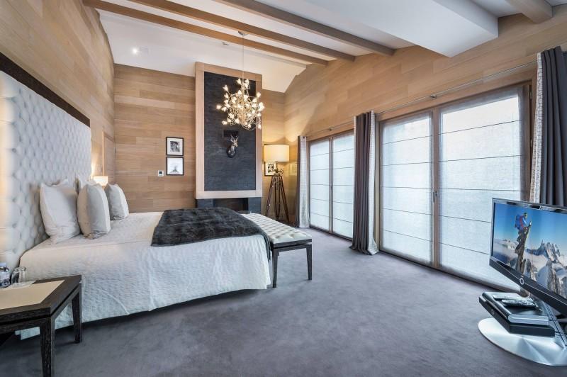 Courchevel 1650 Luxury Rental Chalet Nexiluvite Bedroom 3
