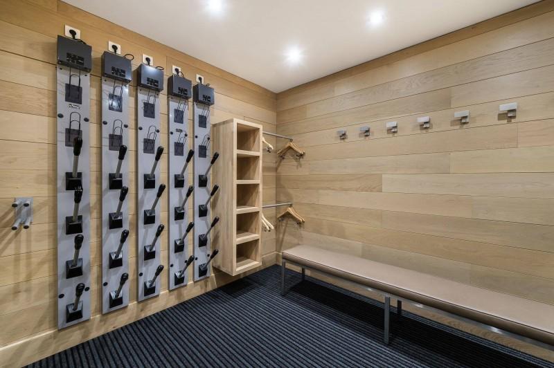 Courchevel 1650 Luxury Rental Chalet Nexiluvite Ski Room