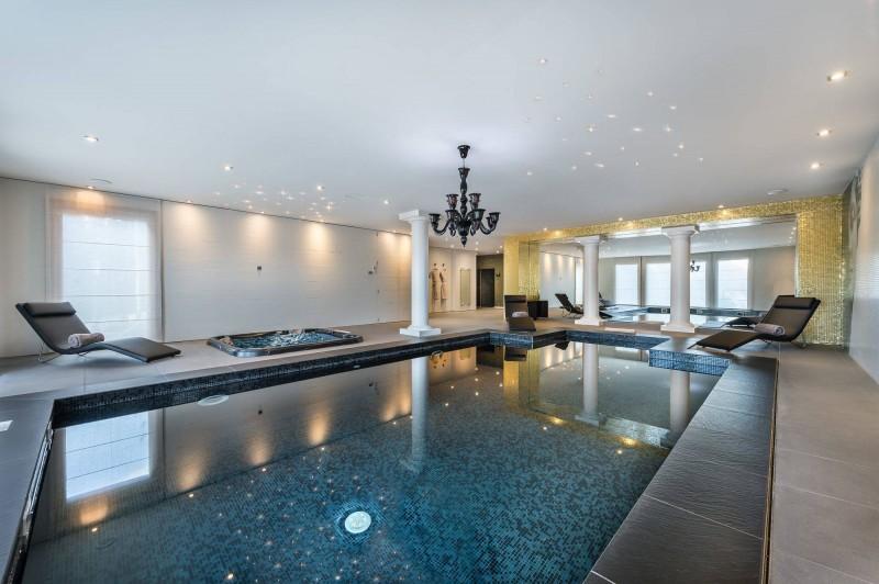 Courchevel 1650 Luxury Rental Chalet Nexiluvite Pool 2