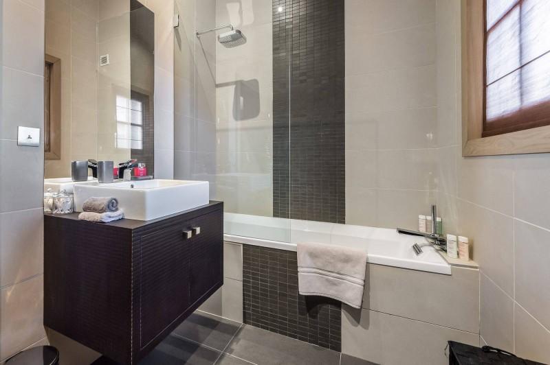 Courchevel 1650 Luxury Rental Chalet Nexiluvite Bathroom