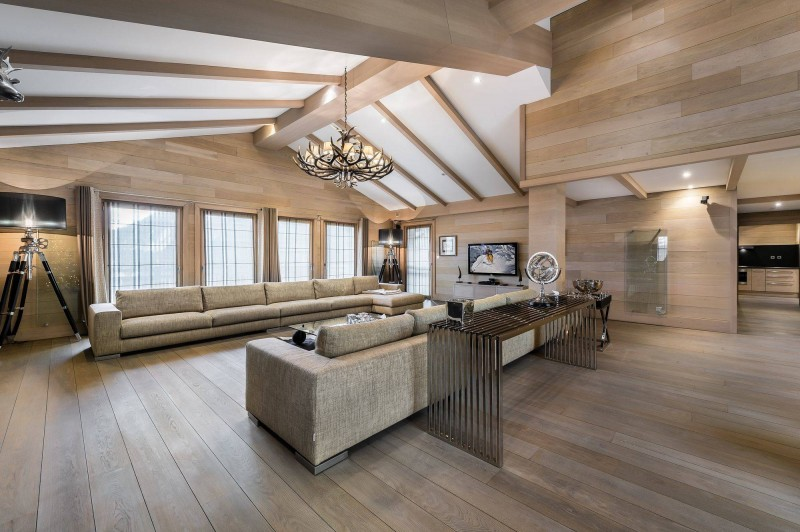 Courchevel 1650 Luxury Rental Chalet Nexiluvite Living Room 3