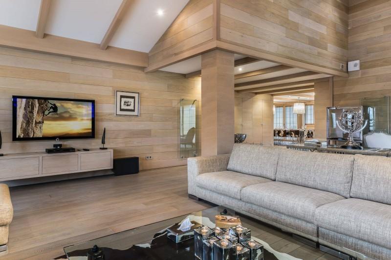 Courchevel 1650 Luxury Rental Chalet Nexiluvite Living Room 4