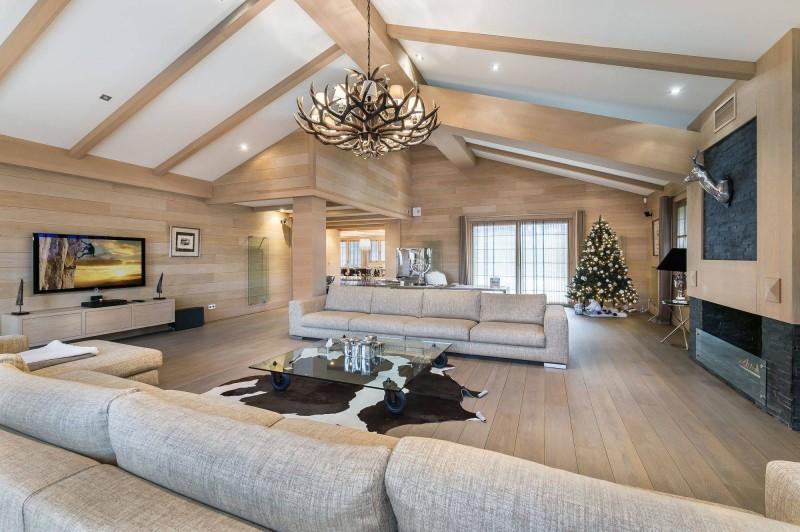 Courchevel 1650 Luxury Rental Chalet Nexiluvite Living Room 5