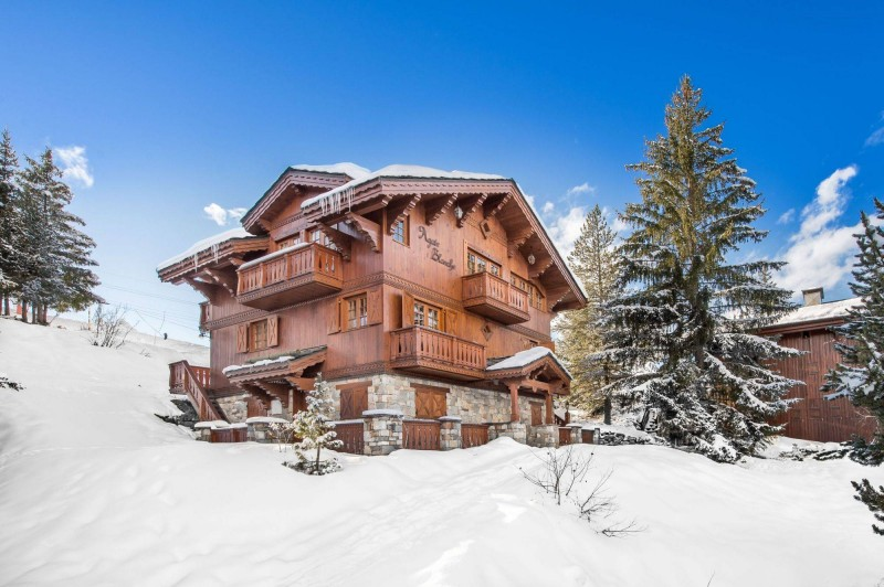 Courchevel 1650 Luxury Rental Chalet Neziluvite Exterior