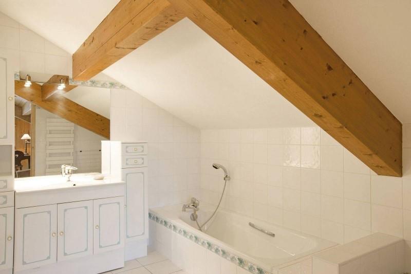 Courchevel 1850 Luxury Rental Appartment Albatre Bathroom