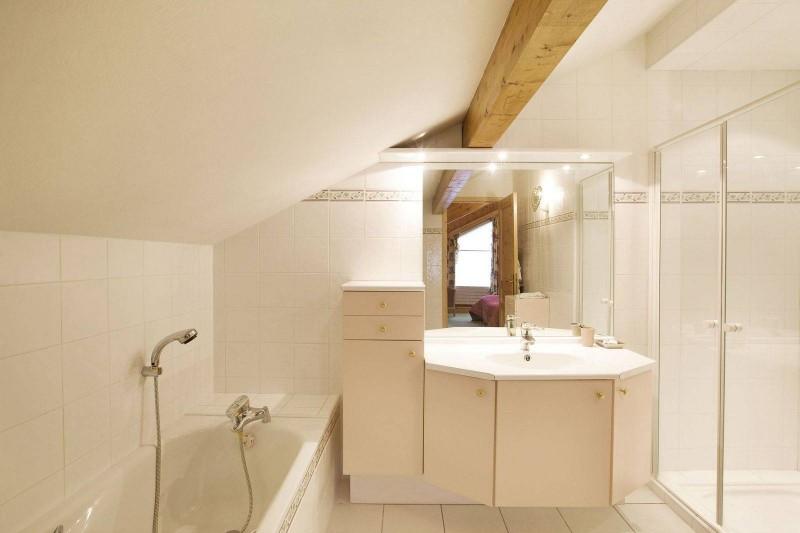 Courchevel 1850 Luxury Rental Appartment Albatre Bathroom 2