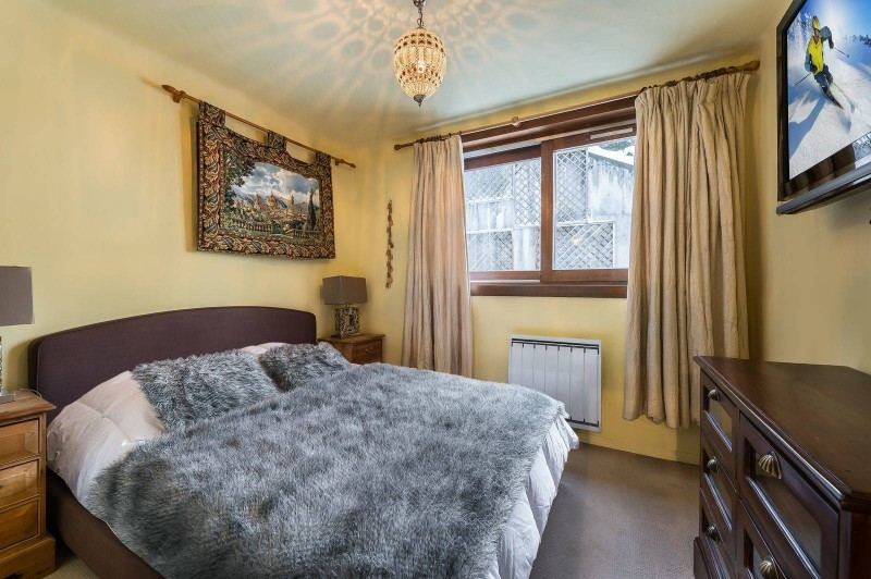Courchevel 1850 Luxury Rental Appartment Calomel Bedroom
