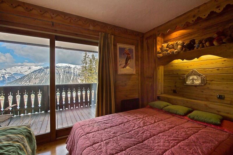 Courchevel 1850 Luxury Rental Appartment Carrolate Bedroom