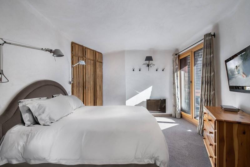 Courchevel 1850 Luxury Rental Appartment Celsiane Bedroom 2