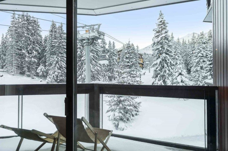 Courchevel 1850 Luxury Rental Appartment Celsiane View