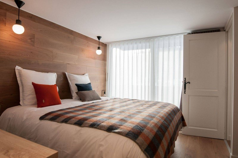 Courchevel 1850 Luxury Rental Appartment Cesonite Bedroom 2