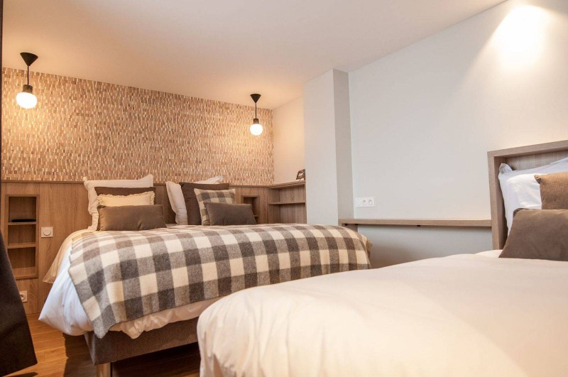 Courchevel 1850 Luxury Rental Appartment Cesonite Bedroom 5