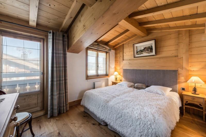 Courchevel 1850 Luxury Rental Appartment Cetanite Bedroom