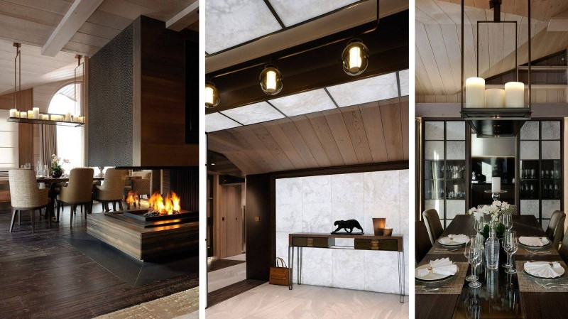 Courchevel 1850 Luxury Rental Appartment Dalpina Living Room 3