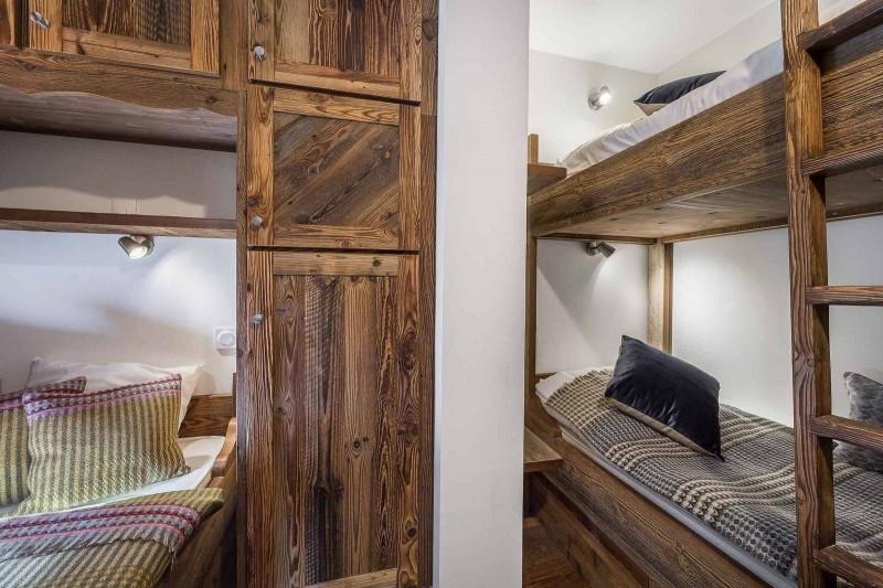 Courchevel 1850 Luxury Rental Appartment Eciello Bedroom 3